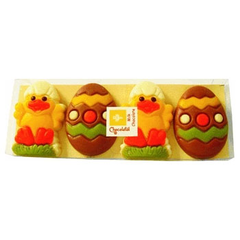 Easter Products with Company Logo