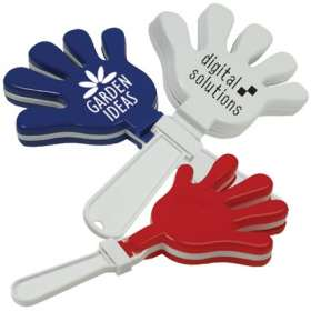 Personalised Hand Clappers