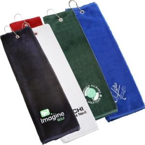Printed Golf Towels