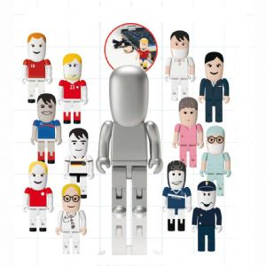 Personalised USB Flash Drive People