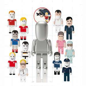 Promotional USB Flash Drive People