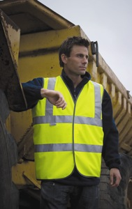 Hi Vis Vest with Logo