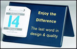 Apex Desktop Easel Calendar