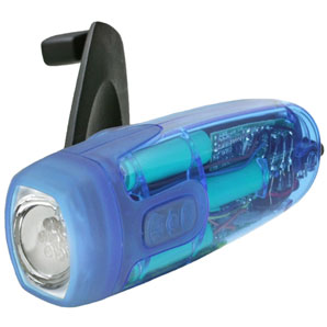 Cl Promotional Freeplay Sherpa Xray Wind Up Torch