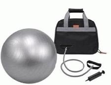 Branded Fitness Ball Set