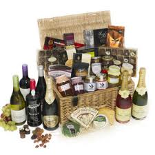 Company Hampers For Business Gifts