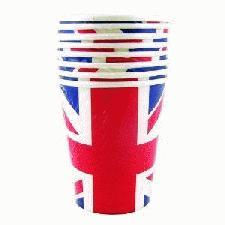 Jubilee Personalised Paper Cups