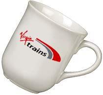 Bell Coffee Mug With Logo