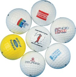 Branded Golf Merchandise