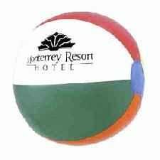 Branded Beach Balls