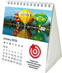 Branded Desk Calendar