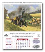 Imprinted Calendars 2022