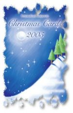 Astra Christmas cards with logo