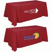 Logo Branded Table Cover  (1)