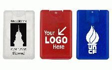 Logo branded rectangle hand sanitiser