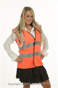 Personalised High Visibility Vest