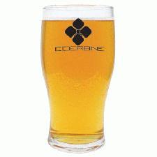Logo Branded Pint Glass
