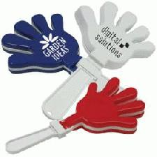 Promotional Football Hand Clappers