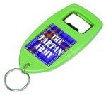 Personalised key ring bottle openers