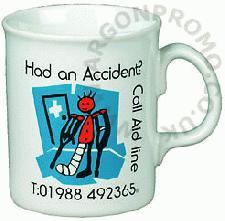 Atlantic Coffee Mug With Logo