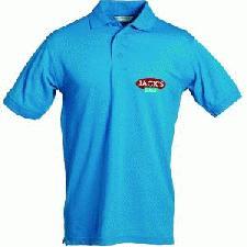 Embroidered Polo Shirt Freebies