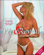 Wet and reveal calendar 2019 with logo