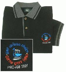 Embroidered Company Work Wear with Logo