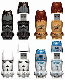 Promotional Star Wars USB flash drive