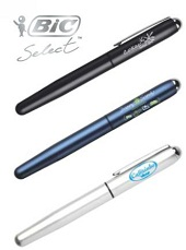 Steel Roller Pens with Logo Branding