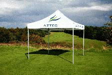 3m x 3m Mini Marquee With Sides