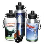 Custom Aluminium Sports Bottles