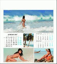 Nude Calendar 2015