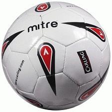 Logo Branded Mitre Footballs