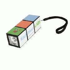 Rubik's LED  Flashlight