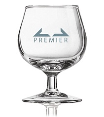 Custom Engraved Brandy Glass