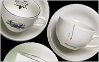 Personalised Cup & Saucer