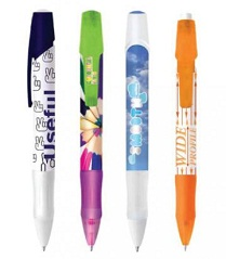 Customised Full Colour Pens with Branding