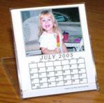 CD case printable calendar