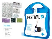 Festival Kits with Logo Branding