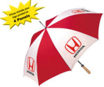 Logo Branded Umbrellas