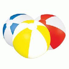 Classic Beach Balls With Logo