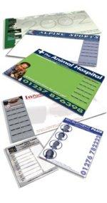 Personalised Desk-mate desk pad