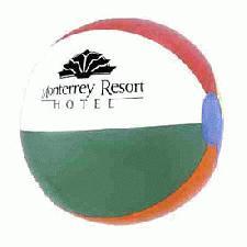Corporate Beach Balls