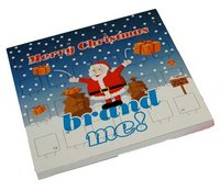 Chocolate Advent Calendar for Business Gift