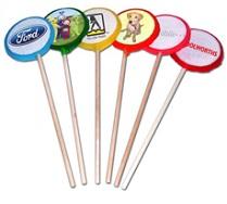 Printed Logo Lollipops