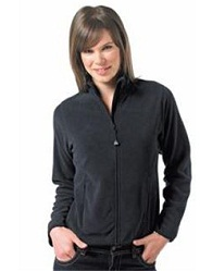 Promotional Womens Fitted Fleece with Logo