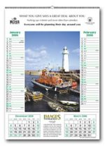 Ireland Calendar 2022