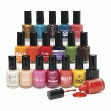 10ml Logo Branded Nail Polish