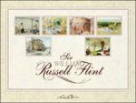 Russell Flint Art calendar with logo