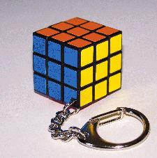Rubik KeyChain